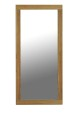Madison Oak Long Wall Mirror