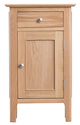 Nottingham Oak Small Cupboard