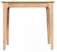 Nottingham Oak Small Fixed Top Table