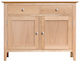 Nottingham Oak Standard Sideboard