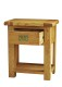 Savannah Oak Bedside Table